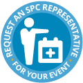 Request an SPC Representative for Your Event image link