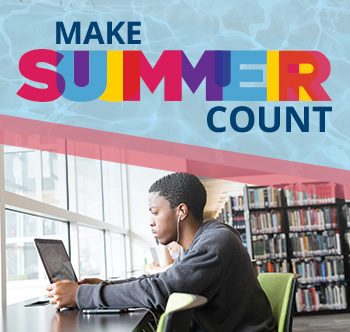 Register for Summer image