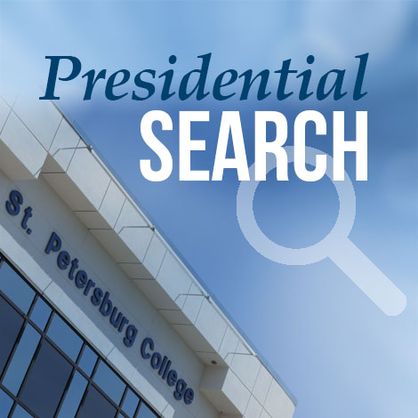 View Presidential Search Website