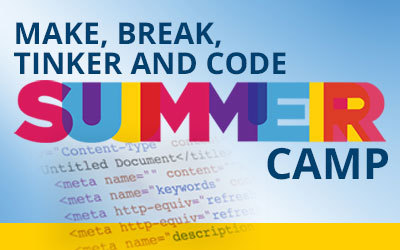 Make, Break, Tinker and Code